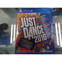 Just Dance 2016 Ps4 Pré-venda 20/10