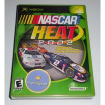 Nascar Heat 2002   Esporte   Corrida   Jogo Xbox   Original
