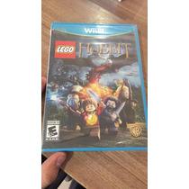 Lego Hobbit - Nintendo Wii U - Novo Lacrado - Pronta Entrega