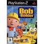 Patch Bob The Builder Eye Toy Ps2 Frete Gratis