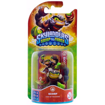 Boneco Skylanders Swap Force Scorp Ps4 Xbox One Ps3 3ds Wii