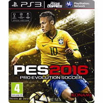Pro Evolution Soccer Pes 2016 Ps3 Mídia Digital - Riosgames