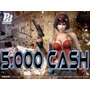 Point Blank - Pin De 5.000 Cash - Envio Rápido!