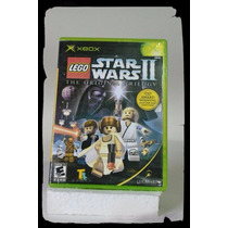 Star Wars Ii The Original Trilogy - Xbox - Original