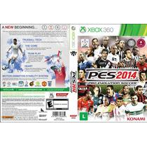 Pro Evolition Soccer 2014 Em Portugues Original