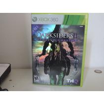 Darksiders 2 Limited Edition / Xbox 360 Original E Completo!