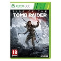 Rise Of The Tomb Raider Xbox 360 Lacrado Original + Frete