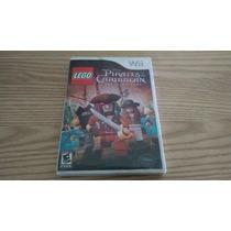 Lego Piratas Do Caribe - The Video Game - Nintendo Wii