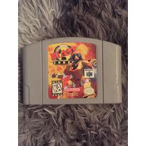 Novo Cartucho Fita Jogo Blast Corps Nintendo 64 Original