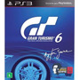 Gran Turismo 6 Ps3 Português Novo Lacrado Jogo Playstation 3