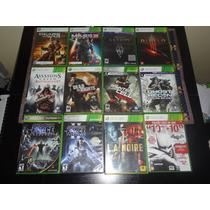 Jogos Originais Xbox360 ( Unidade )