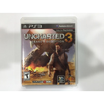 Uncharted 3 Drakes Deception Dublado Português - Completo