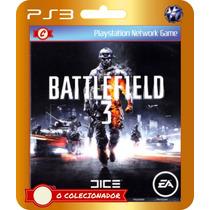 Battlefield 3 (código Ps3) - Envio Rápido!