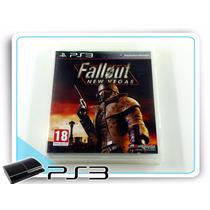 Ps3 Fallout New Vegas Original Playstation 3