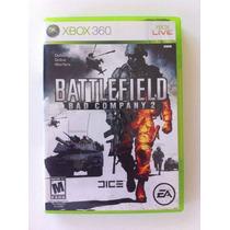 Jogo Battlefield Bad Company 2 Xbox 360 Original Semi Novo