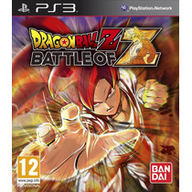 Dragon Ball The Battle Of Z Ps3 Cod Psn Envio Imediato
