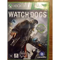 Watch Dogs Xbox360 Mídia Física Lacrado 100% Português Novo