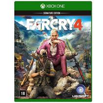 Far Cry 4 Xbox One - Usado 1 Vez Troca