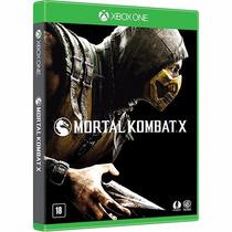 Mortal Kombat X - Xbox One - Lacrado Original