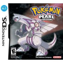 Pokemon Pearl Version - Ds / Dsi / 3ds - Impecável !!!