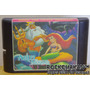 Ariel Little Mermaid - A Pequena Sereia - Disney Mega Drive