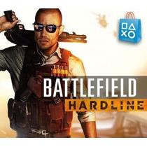 Battlefield Hardline - Em Português Br # Ps3 C/ Garantia !!