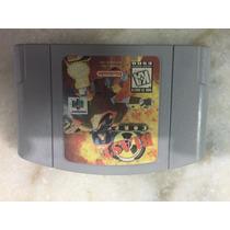 Fita Para Nintendo 64 Blast Corps Original