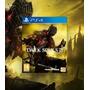 Dark Souls 3 Código Psn Ps4 - Lançamento 12 Abr 2016