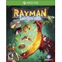 Lacrado Rayman Legends 100% Em Português Mídiafísica Xboxone