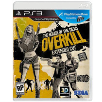 Jogo The House Of The Dead: Overkill - Playstation 3