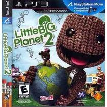 Little Big Planet 2 Ps3 Dublado Pt -cód. Psn Envio Via Email