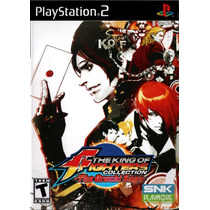 Patch The King Of Fighters The Orochi Saga Ps2 Frete Gratis