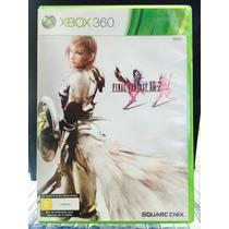 Jogo Final Fantasy Xii Xbox 360, Original, Lacrado, Novo