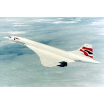 Aeronave Concorde Para Fsx E Fsx Steam Edition(se)