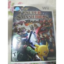 Super Smash Bros Brawl Nintendo Wii Original