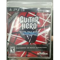 Guitar Hero Van Halen Ps3 Lacrado