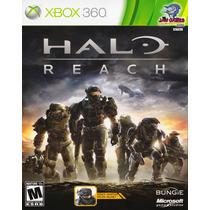 Jogo Xbox 360 - Halo Reach - Usado