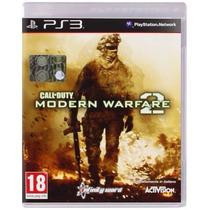 Call Of Duty Modern Warfare 2 Ps3 Mídia Física Lacrado Novo