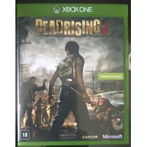 Dead Rising 3 Mídia Física Xbox One Impecável! Sem Uso!