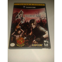 Resident Evil 4 (americano) - Game Cube - Impecável!!!