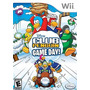 Jogo Disney Club Penguin Game Day Original Para Nintendo Wii