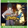 Naruto Shippuden: Ultimate Ninja Storm 4 - Xbox One Xone