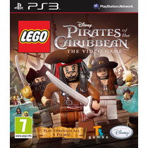 Lego Pirates Of The Caribbean Psn Ps3 Midia Digital Original