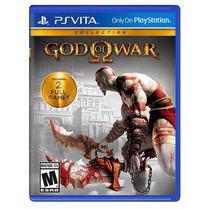 God Of War Collection Ps Vita Psvita Midia Fisica E-sedex