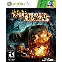 Xbox 360 - Cabela