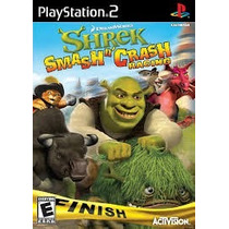 Shrek Smash N Crash Racing Ps2 Patch - Impresso