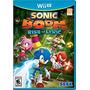 Sonic Boom: Rise Of Lyric - Wii U - Lacrado - E-sedex 6,07