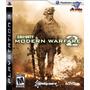 Jogo Ps3 - Call Of Duty Modern Warfare 2 - Usado