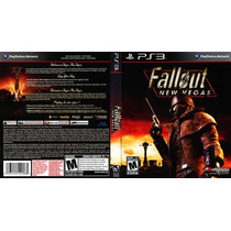 Jogo Fallout New Vegas Para Playstation 3