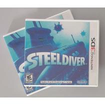 Steel Diver (steeldiver) - Nintendo 3ds - Lacrado